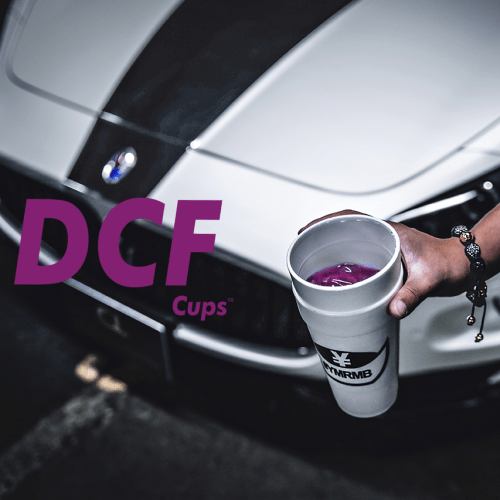 Custom Foam Cups