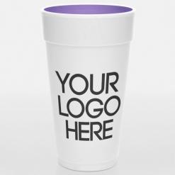 Custom Foam Cups